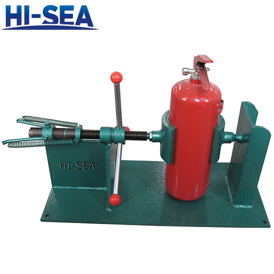 Fire Extinguisher Clamper