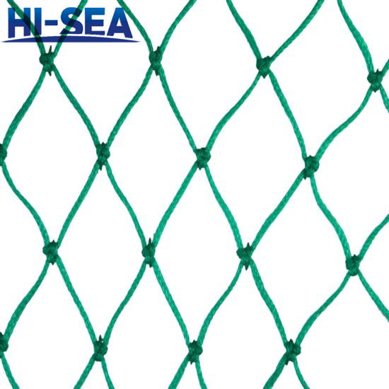Knotted Fishing Net