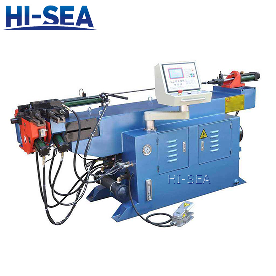 Semi-Automatic Pipe Bending Machine