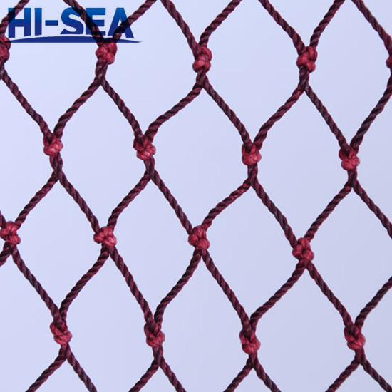 Multi-filament Fishing Net