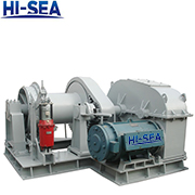 80kN Electric Towing Winch