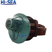 Electric Transom-mounted Azimuth Thruster