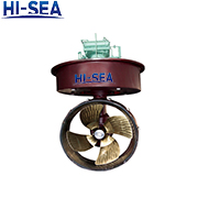Marine Well-mounted Azimuth Thruster