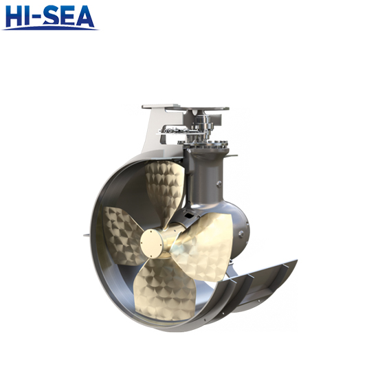 Marine Fixed Pitch Bow Thruster