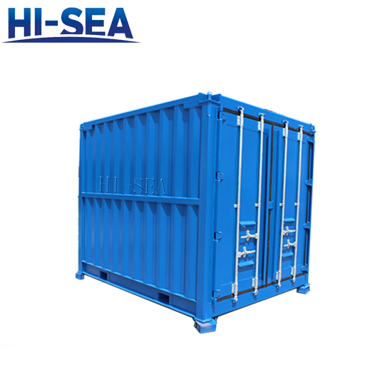 10 Foot Offshore Container