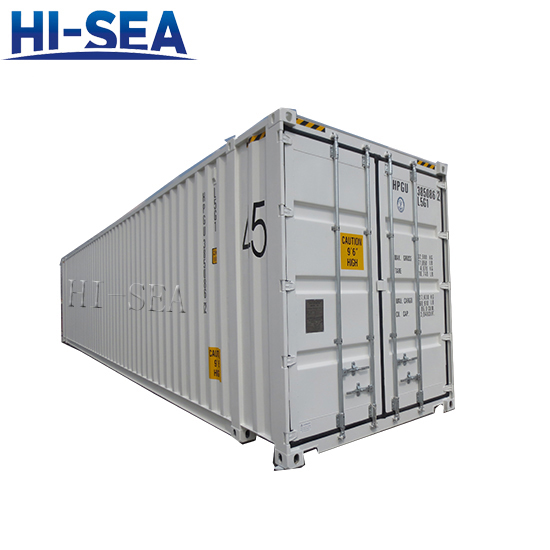 45 Foot High Cube Container