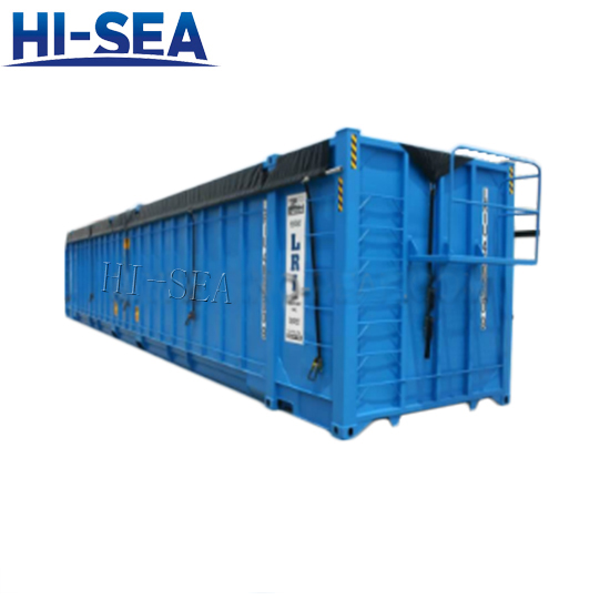 48 Feet Open Top Container