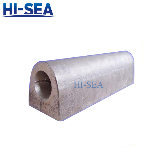 Magnesium Alloy Anode For Soil