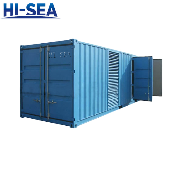 Special Equipment Containers