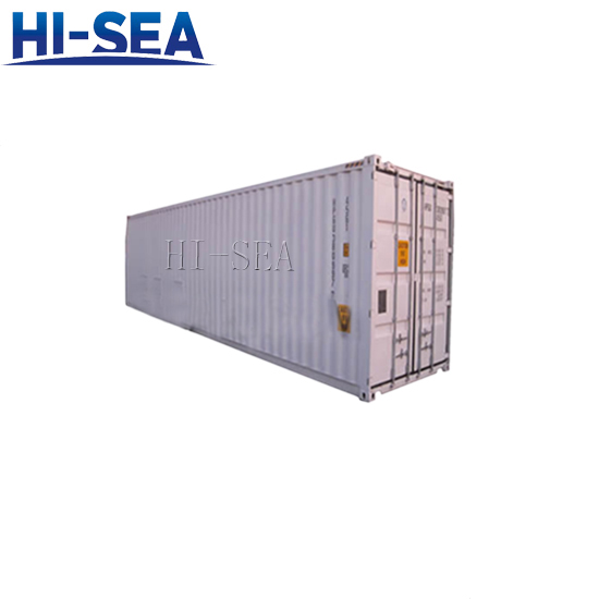Special Container for Aircraft Transpotation