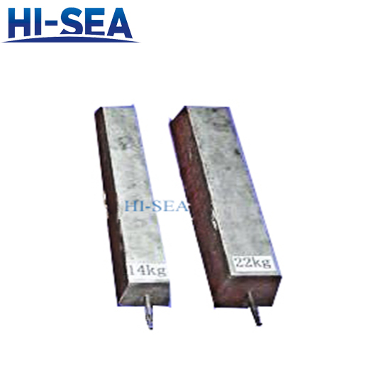 Magnesium Alloy Anode