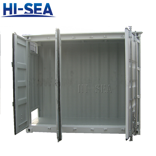 Special Equipment Tool Container