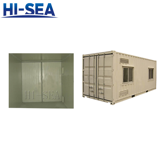 Equipment Operation Container