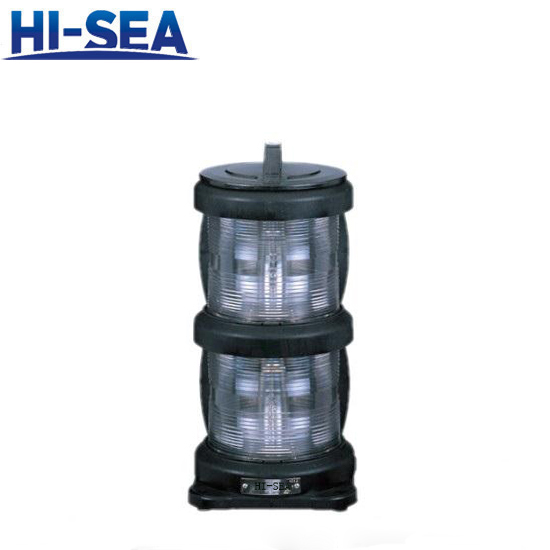 Double-deck Stainless Steel Navigation Signal Light