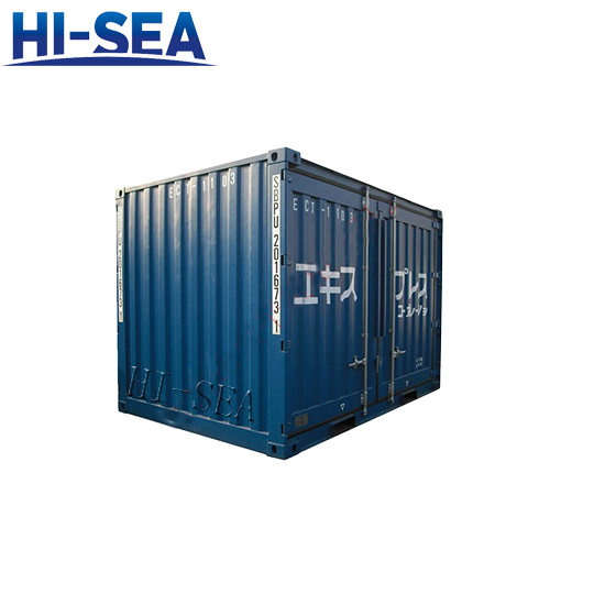 Side Opening Container