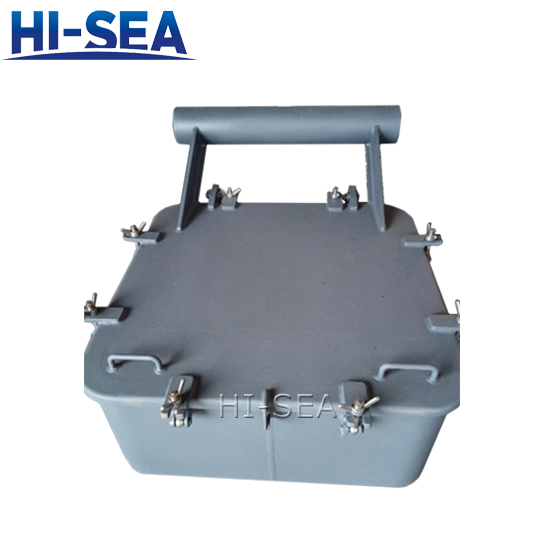 Steel Hatch Cover of Small Size