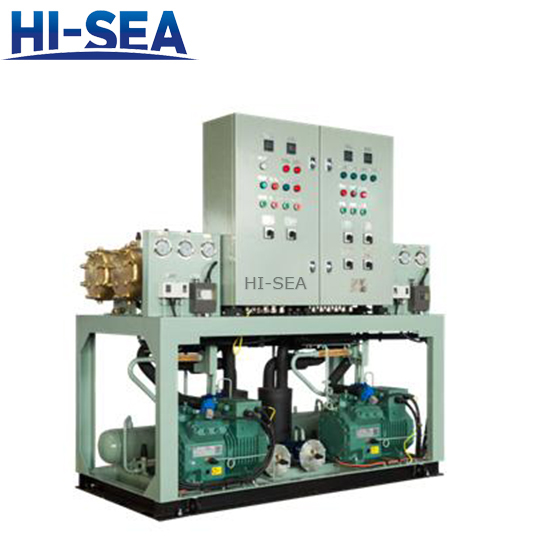 CHLS Marine Water Chiller-piston Unit