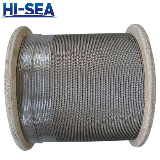6×19 Steel Wire Rope