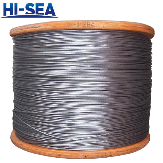 6×37 Steel Wire Rope