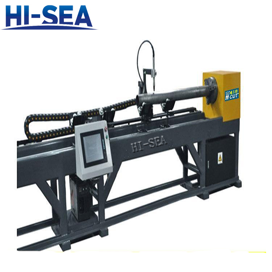 Light CNC intersecting wire cutting machine