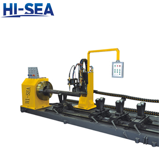Trolley type CNC intersecting wire cutting machine