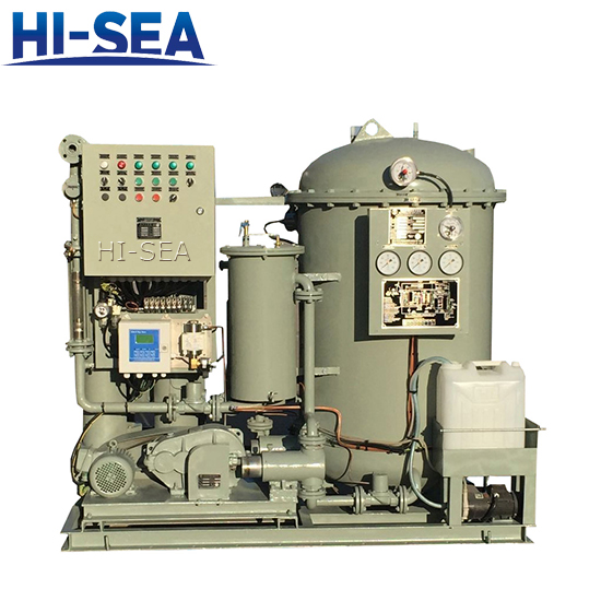 Bilge Water Separation Plant