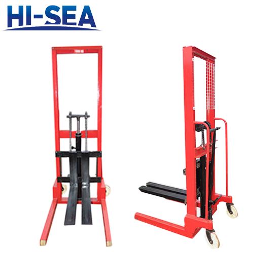 Manual Stacking Trolley