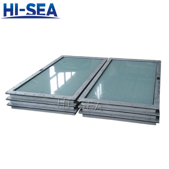 Aluminium Soundproof Hollow Window