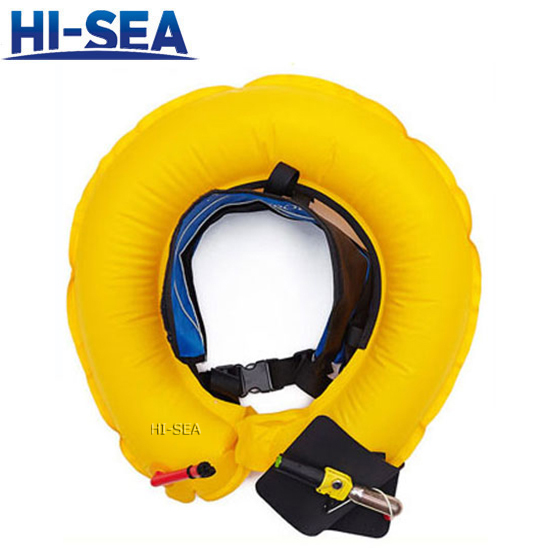 Inflatable Life Belt