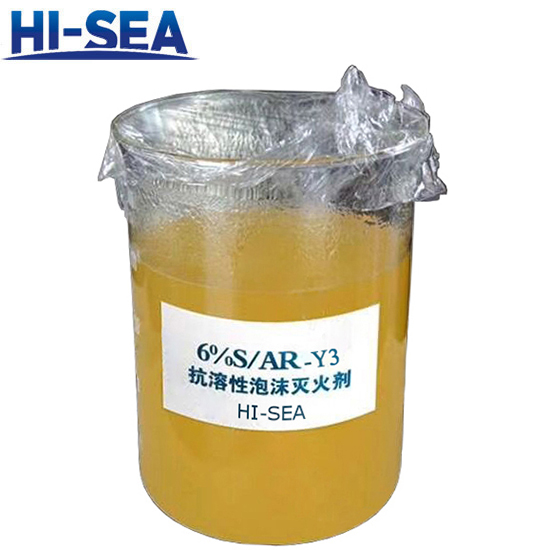Alcohol Petrol Foam Extinguishing Agent