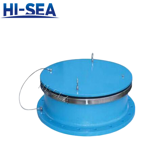 Yacht Emergency Pressure Relief Vent Cover