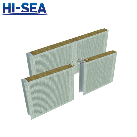 Type A Perforated Sound Reduction Panel