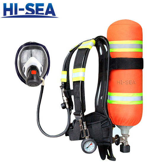 6L Self-contained Air Breathing Apparatus for 50-60min