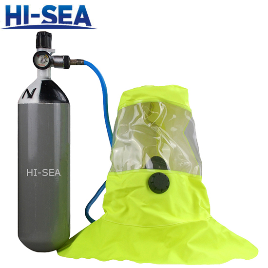 3L Emergency Escape Breathing Devices with EC Certificate
