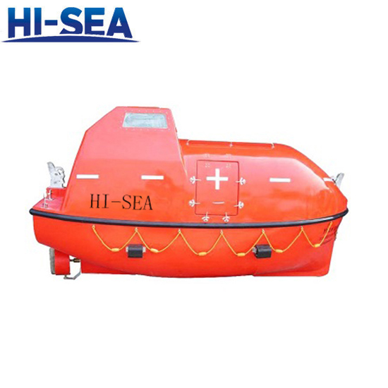 Totally Enclosed Lifeboat and Rescue Boat