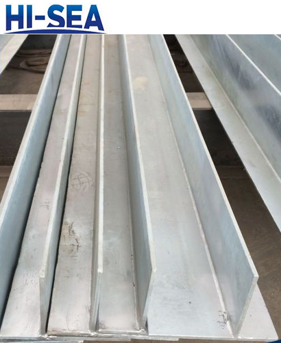 Hot Rolled Steel T Sections for Shipbuilding