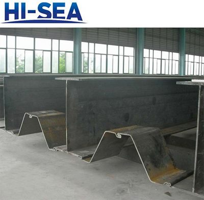 HZ Combination Type Sheet Pile