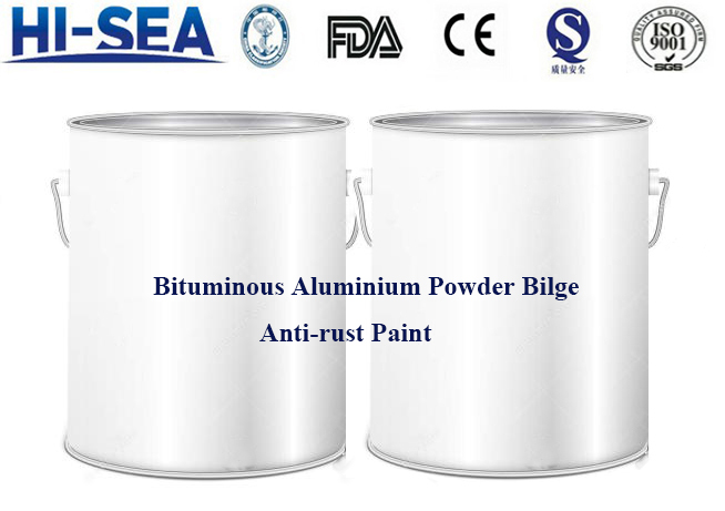 Bituminous Aluminium Powder Bilge Anti-rust Paint