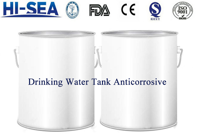 High-build Epoxy Drinking Water Tank Anti-corrosive Paint
