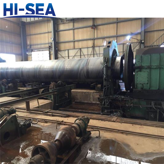 LSAW and HFW DS​AW Pipe Piles