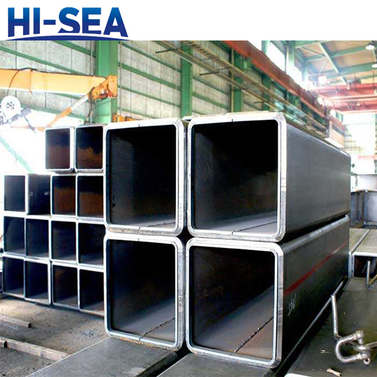 SHS Steel Pipe Piles