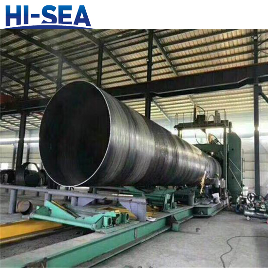 SSAW and HSAW Steel Pipe Piles
