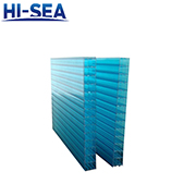 Multilayer Wall PC Hollow Sheet