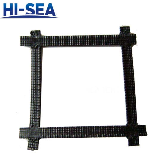 Steel-plastic Composite Biaxial Geogrid