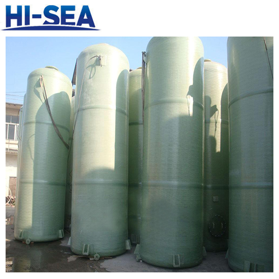 FRP Nitrate Tank