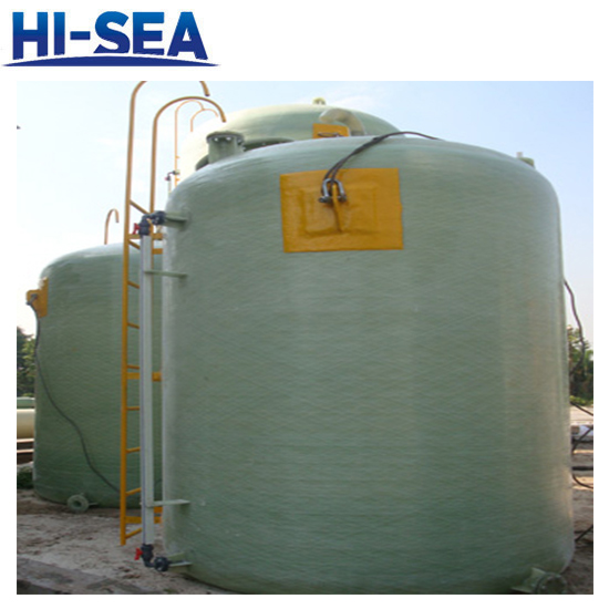 FRP Pure Water Tank