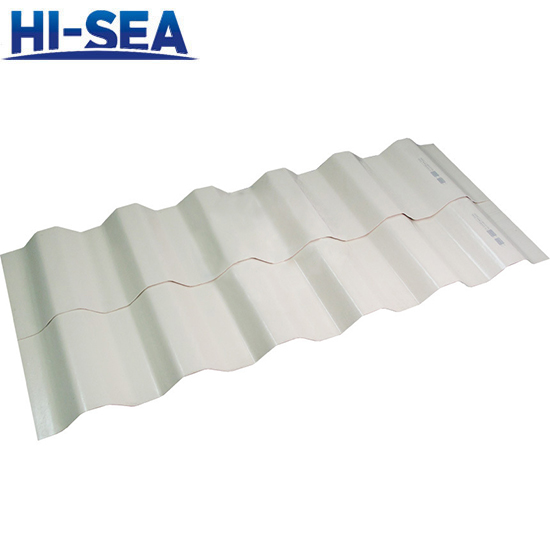 FRP Anticorrosive Sheet for Cooling Tower