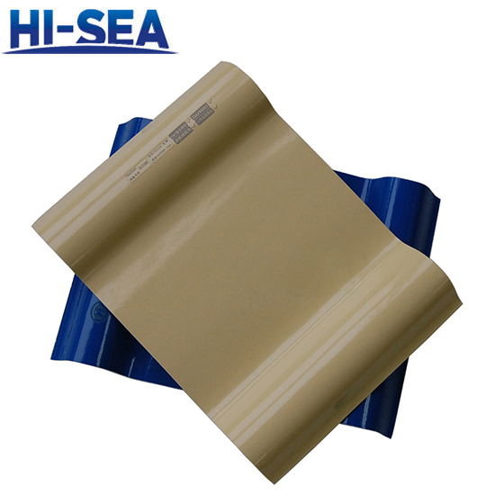Flame Resistant FRP Anticorrosive Sheet
