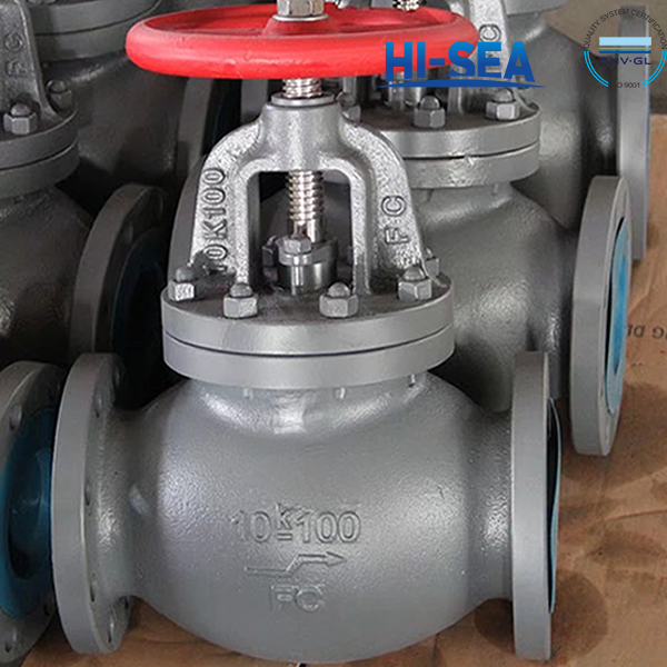 JIS F7375 100A SDNR Valve in Stock